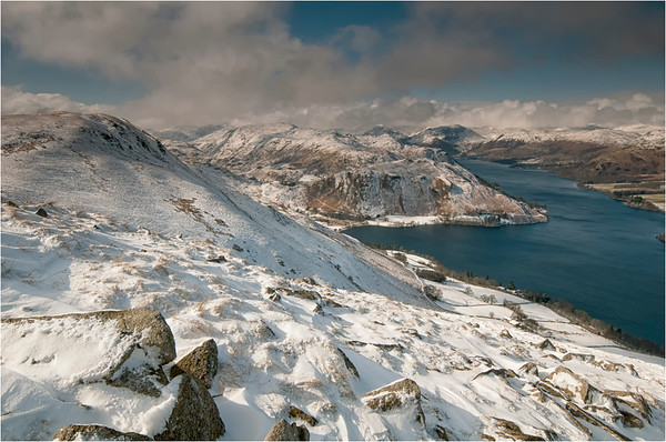 Ullswater snow