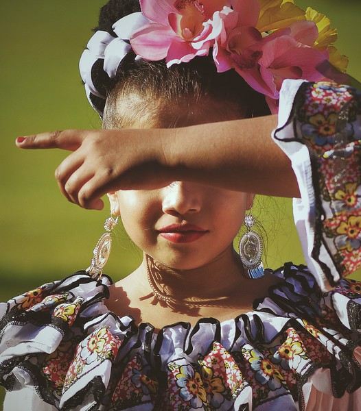 """PP&R Festival Latino and movie in the park at Glenhaven Park Saturday 9/10/16. Music by Grupo Antifaz and dance performance by Danza Azteca and Ballet Folklorico. � 2016 Fred Joe Photo    <a href=""""http://www.fredjoephoto.com"""">http://www.fredjoephoto.com</a><br /> <br />  Processed with Snapseed. Processed with VSCO with m3 preset"""