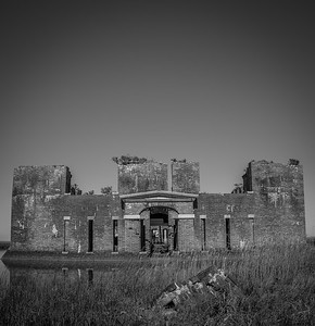 Fort Proctor - Black and White