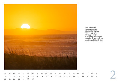 Foto-Lyrik-Kalender 2019 Februar