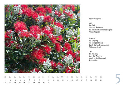 Foto-Lyrik-Kalender 2019 Mai