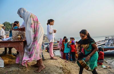 Varanasi Scene