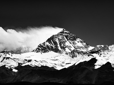Windy Mt. Everest