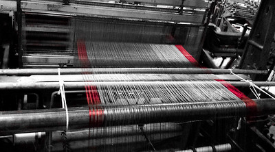 Silk Loom in Birgi
