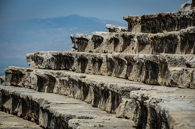 Steps/Seats in Ephesus Arena