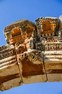 Arch at Ephesus