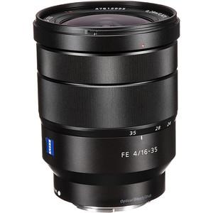Sony 16-35mm f/4 Lens