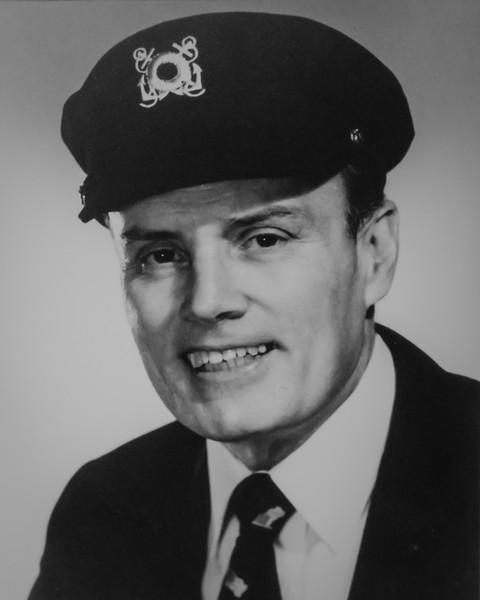 1983 Robert  P Burrows