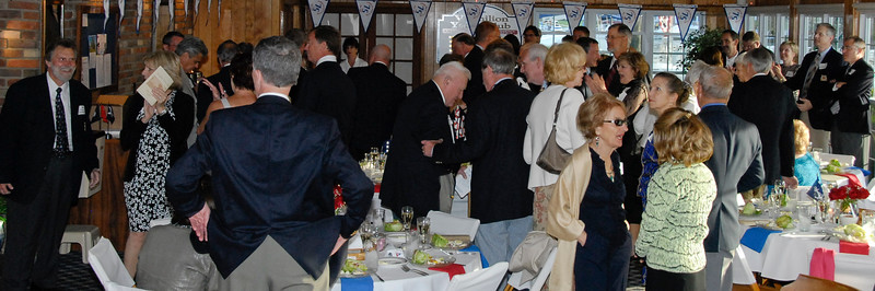 Commodore's Dinner, May 2008