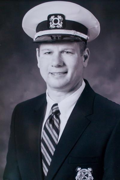 2016 Commodore Joe Kujawski