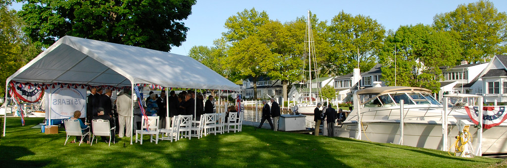 Commodore's Punch Bowl Reception, May 2008