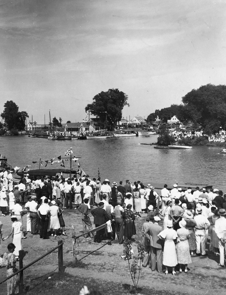 1935 South Shore Regatta