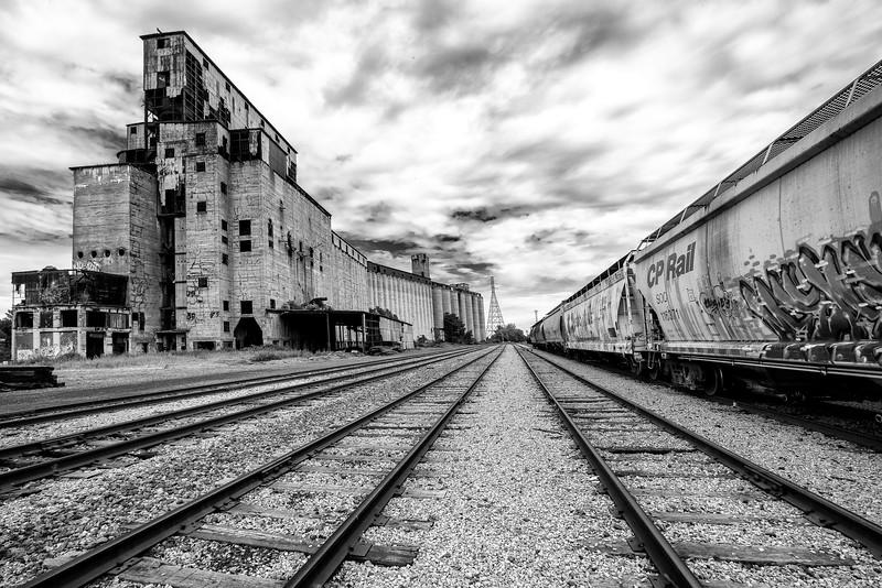 Tracks To Concrete Central