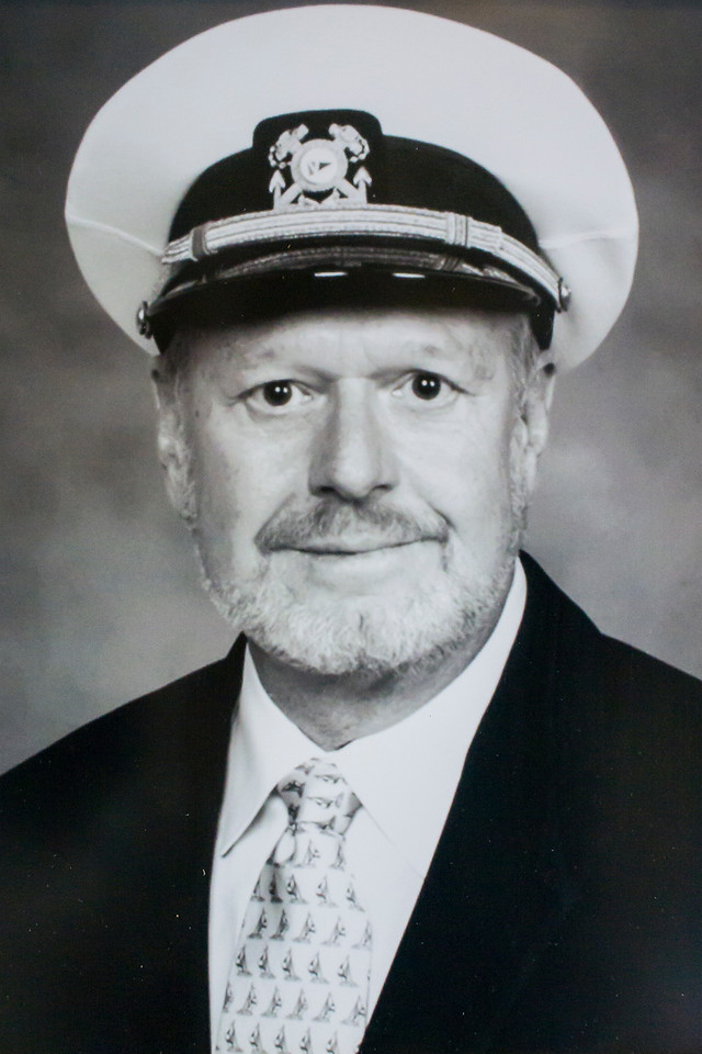 Richard Lobalzo, Commodore
