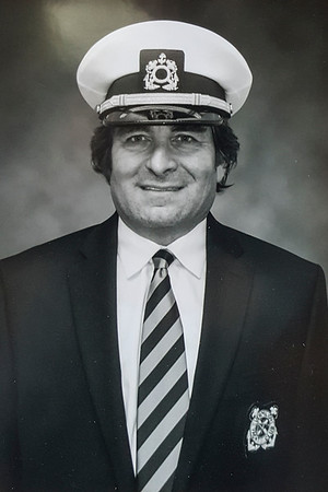 Stuart Glauberman, Vice Commodore