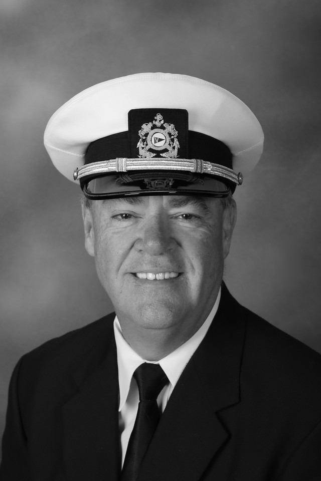 Doug Gormley, Rear Commodore