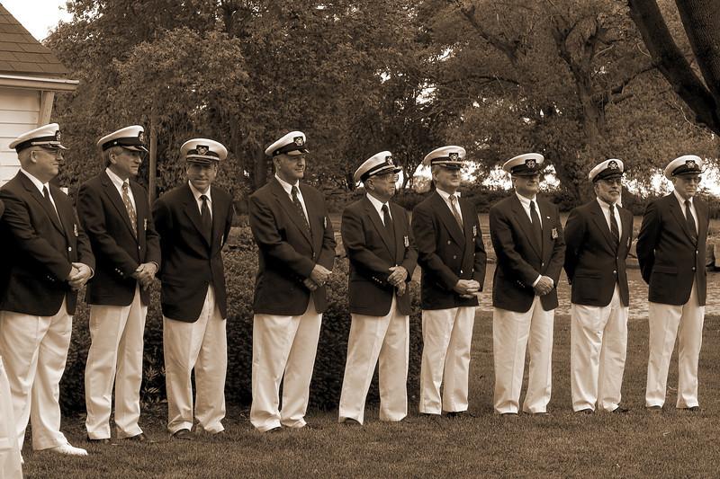 Nine Past Commodores