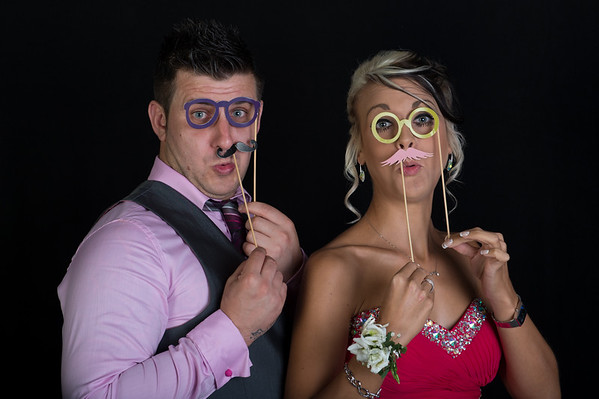 Wedding Photo Booth Samples