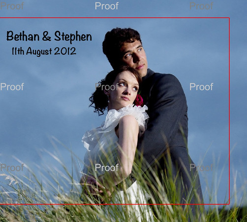 Bethan and Stephen