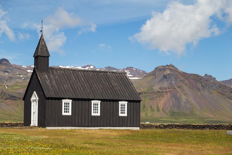 Budakirkja Iceland
