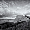 Clouds Over Back Tor