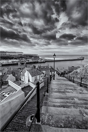 Down from the Abbey, Whitby