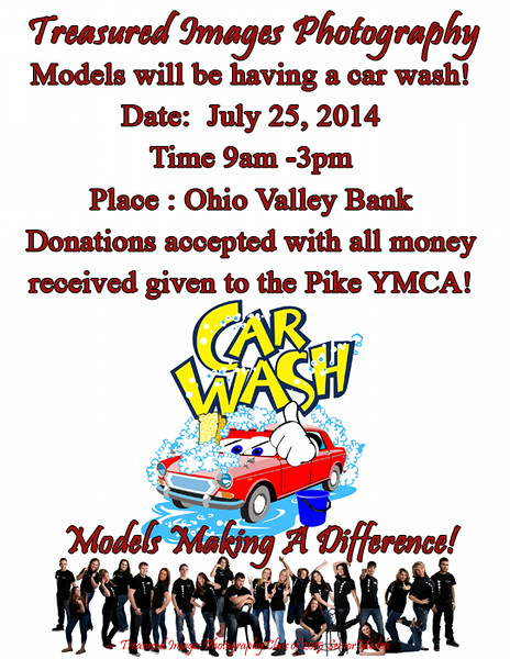 Car Wash 2014 Flyer facebook
