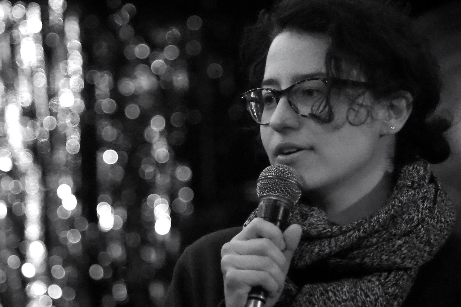 Ilana Glazer, standup comic and co-star / co-creator of Broad City