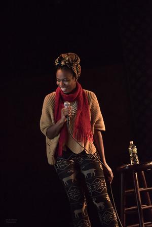 Sasheer Zamata, standup comic & star of Saturday Night Live