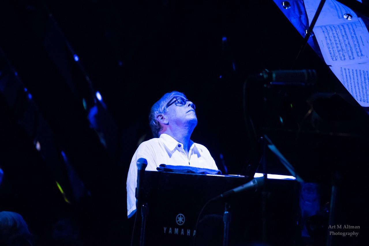 Kenny Werner:  jazz composer & piano
