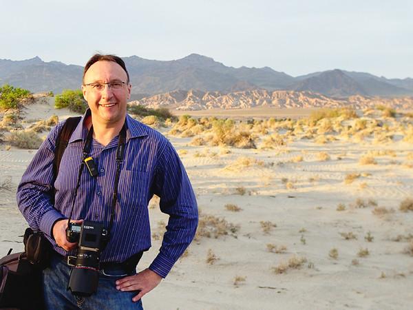 Mesquite Flats, The Devil's Cornfield, George Oze