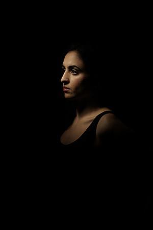 Nadia Matar, model