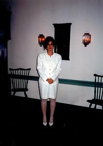 Pic 0026 Stephanie Wedding Day Oct 91