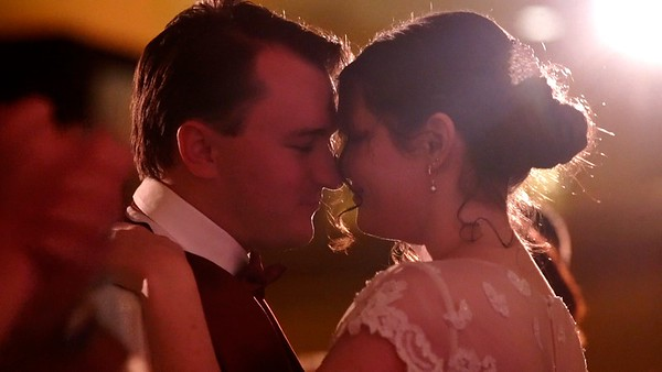Colin & Meganne's Highlight Video Trailer