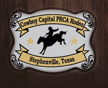 PRCA Stephenville logo