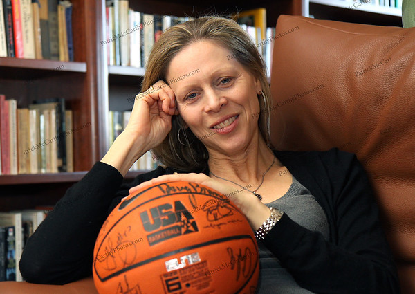 Val Ackerman, Commissioner of the Big East Conference.
