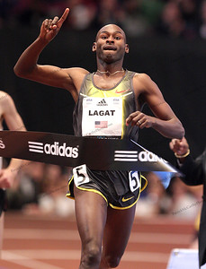 Bernard Lagat, Winner at the Millrose Games