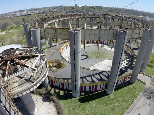 NYS Pavilion, Flushing Meadow Park, Queens