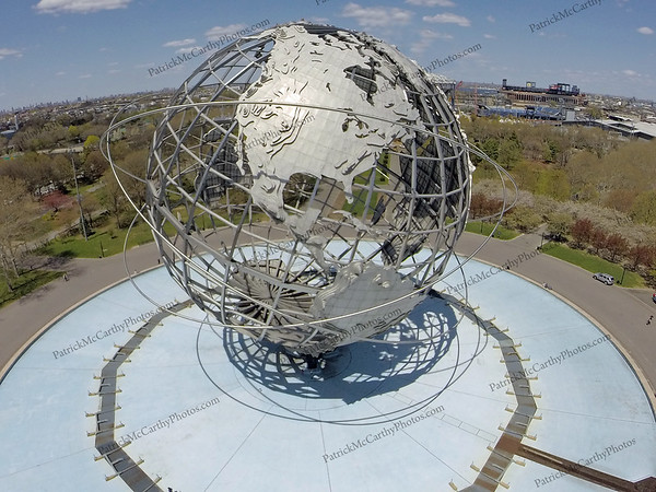 Unisphere, Flushing Meadow Park Queens