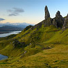 Dawn At The Old Man Of Storr