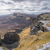 Along the Trotternish Ridge