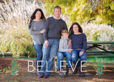 BelieveChristHolidayCard-5x7-Front FAMILY