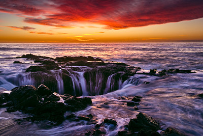 Thor's Well - Yachats, OR