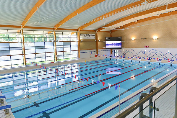 Sportspark Swimming Pool.