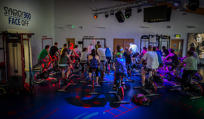 Synrgy 360 at Sportspark Norwich.