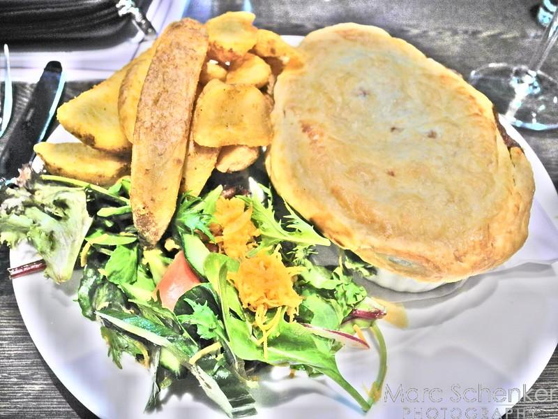 Meat Pie, MCG, Melbourne