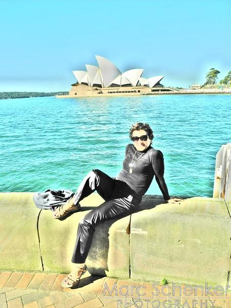 La Reina, Sydney Opera House