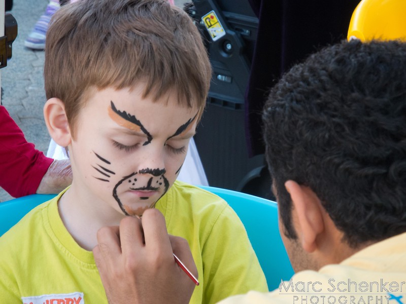 Children's Festival, Downtown Perth