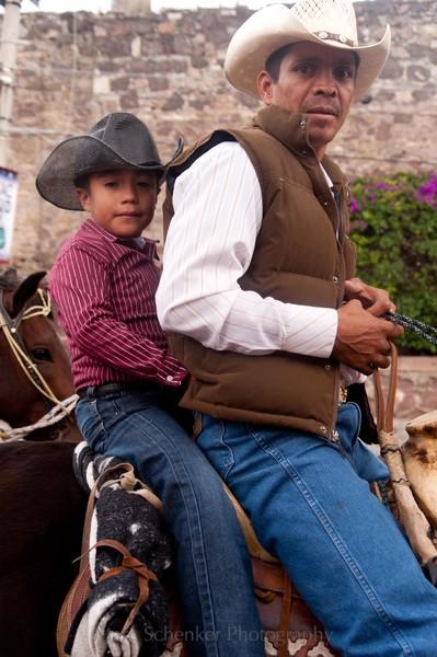 """""""Rodeo ride."""" Guanajuato, Guanajuato, 2006"""