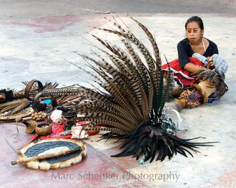 """Waiting for Quetzalcoatl."" Tijuana, Baja California Norte. 2010"